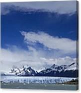 Heavenly Perito Moreno Glacier Canvas Print