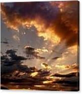 Heavenly Rapture Canvas Print