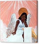 Heavenly Soul Canvas Print