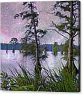 Heavenly Sunrise Canvas Print