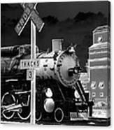 Heavy Metal 1519 - Photopower 1474 Canvas Print