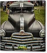 Heavy Metal 1941 Pontiac Canvas Print