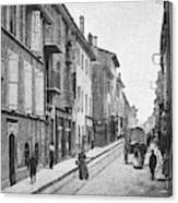 Hector Berlioz (1803-1869) Canvas Print