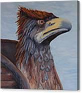 Griffon Canvas Print