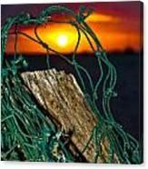 Heeia Sunrise Canvas Print