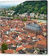 Heidelberg Deutschland Germany Canvas Print