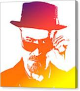 Heisenberg -13 Canvas Print