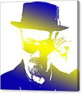 Heisenberg-3 Canvas Print