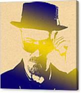 Heisenberg - 4 Canvas Print