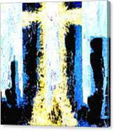 Held Before 9-11 Hope Canvas Print