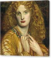 Helen Of Troy Canvas Print