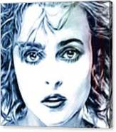 Helena Bonham-carter Canvas Print