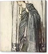 Helena, Illustration From Midsummer Canvas Print
