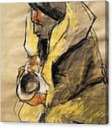 Helene #10 - Figure Series Canvas Print