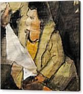 Helene #12 - Figure Series Canvas Print