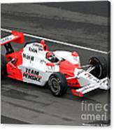 Helio Castroneves Indy Canvas Print