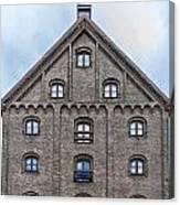 Helsingborg Gamla Stan Canvas Print