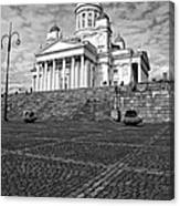 Helsinki Cathedral Canvas Print