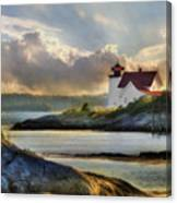 Hendricks Head Light Canvas Print