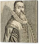 Hendrik Goltzius  Dutch Engraver Canvas Print
