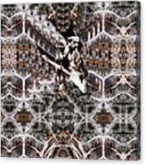 Hendrix Fusion Canvas Print