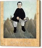 Henri Rousseau 1 Canvas Print