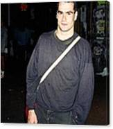 Henry Rollins 1991 Canvas Print
