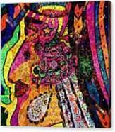 Her Majesty - Female Heroine   Canvas Print