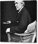 Herbert Henry Asquith (1852-1928) Canvas Print