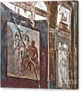 Herculaneum Wall Canvas Print