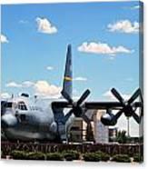 Hercules C--130 Canvas Print
