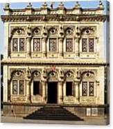 Heritage Building Canvas Print