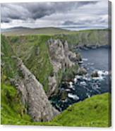 Hermaness National Nature Reserve Canvas Print