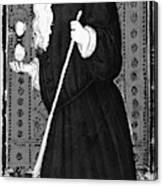 Hermit, 1430 Canvas Print
