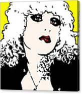 Heroine Of Chelsea / Nancy Canvas Print