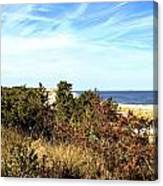 Herring Point Canvas Print