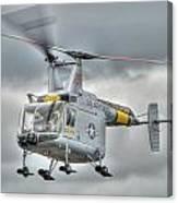 Hh-43 Huskie Canvas Print