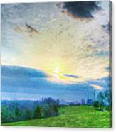Hicks Farm #1 Canvas Print