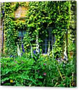 Hidcote Windows Canvas Print