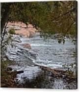 Hidden Brook Canvas Print