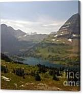 Hidden Lake - Glacier Canvas Print