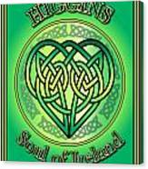 Higgins Soul Of Ireland Canvas Print