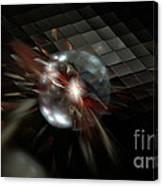Higgs Boson Canvas Print