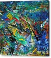 Higgs Field Activity -or- Paint Canvas Print
