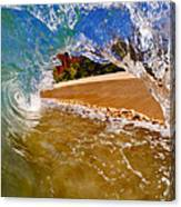 High And Tight Canvas Print