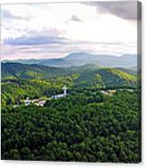 High Country 1 In Wnc Canvas Print
