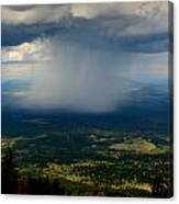 High Country Monsoon Canvas Print