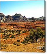 High Desert View Canvas Print