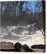 High Falls State Park Canvas Print