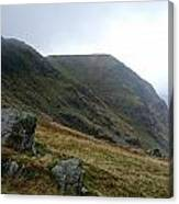 High Street Fell In Lake District Canvas Print